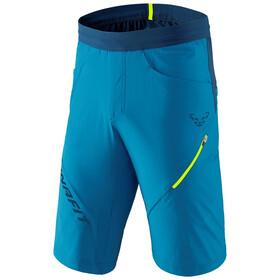 Dynafit Transalper Hybrid Shorts Men, mykonos blue